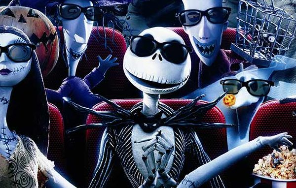 i film consigliati per halloween nightmare before christmas