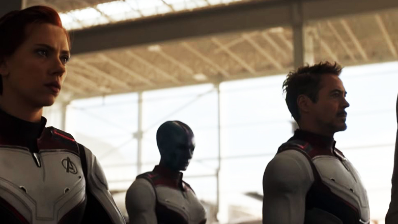 tony stark returns