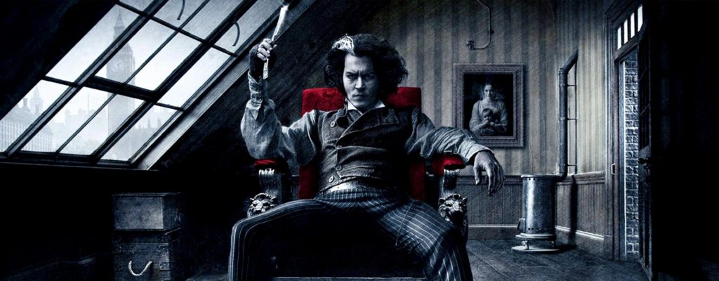 sweeney todd recensione