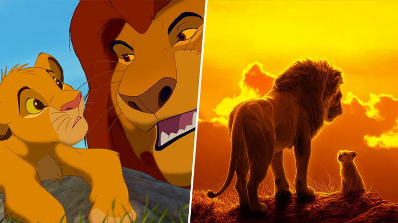 il re leone disney