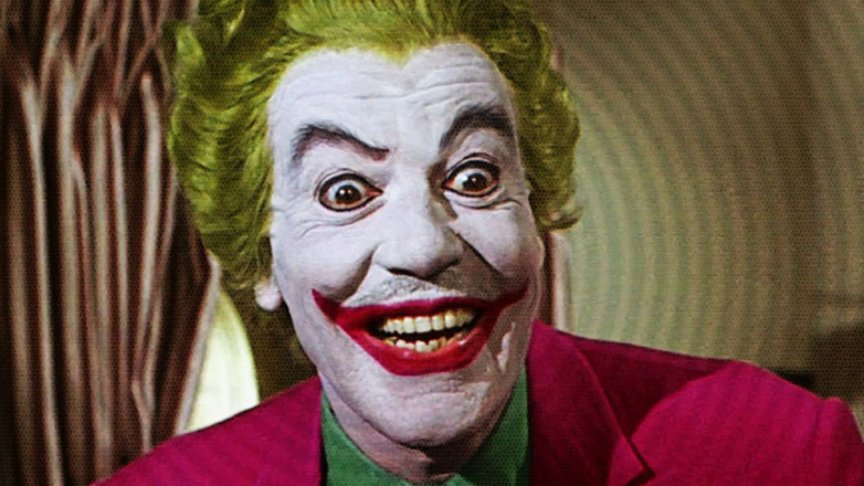 Cesar Romero in Batman