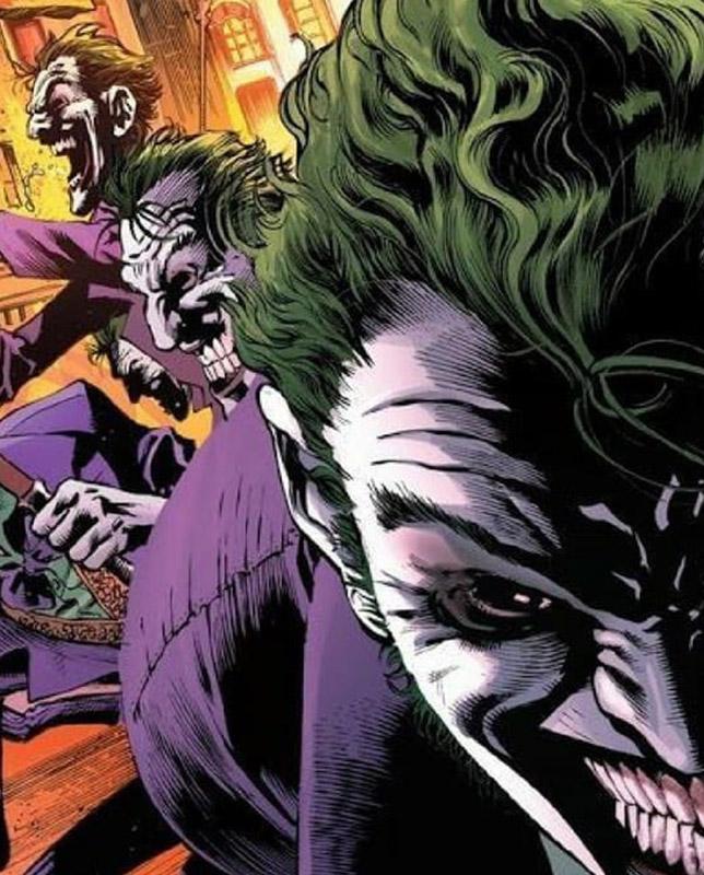 Tutti i Joker del cinema