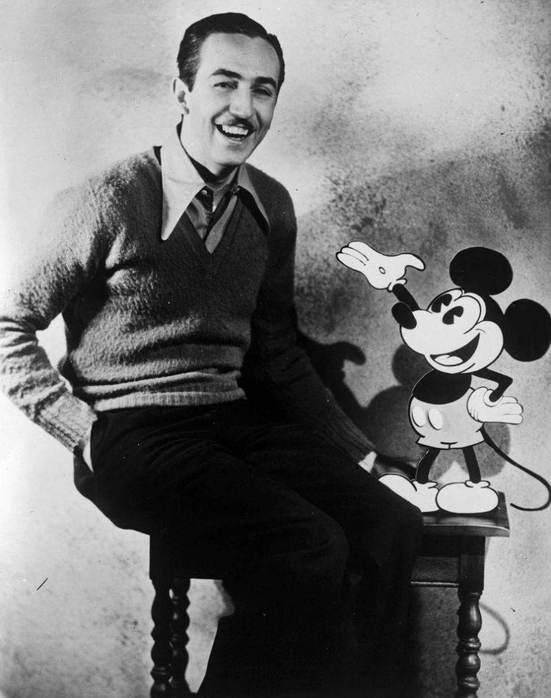 Walt Disney 1927