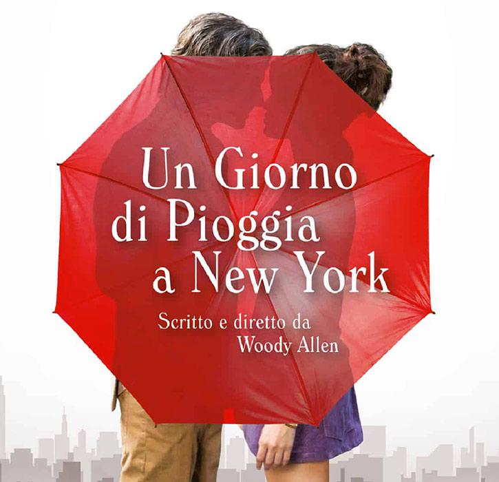 un giorno di pioggia a new york colonna sonora