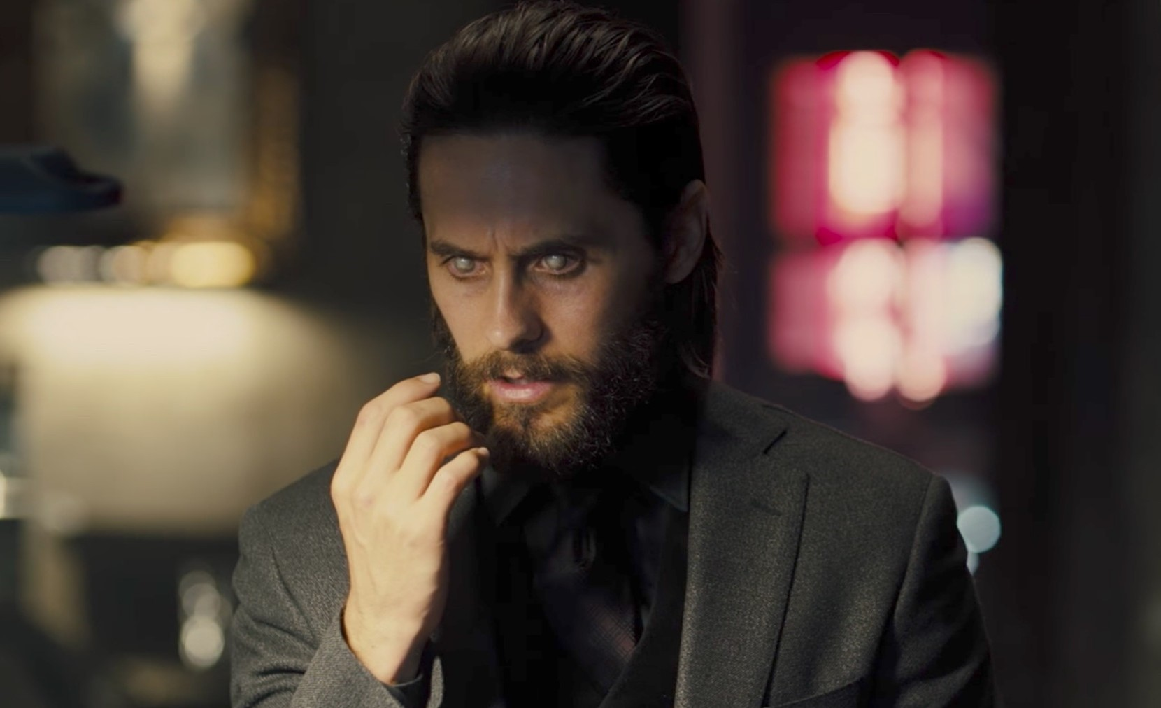 morbius jared leto trailer