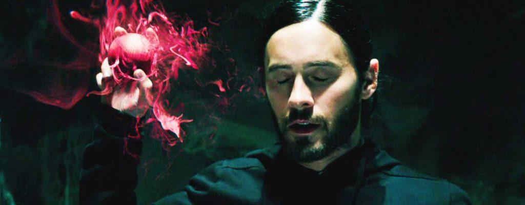 trailer del film morbius