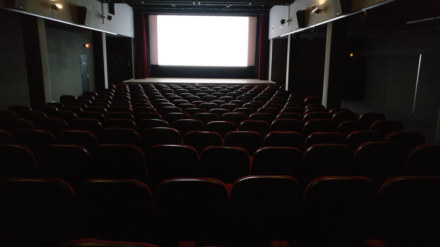 cinema sale vuote